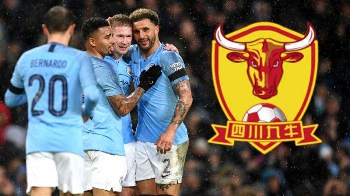 Pemilik Manchester City Akuisis Klub Kasta Ketiga LigaTiongkok