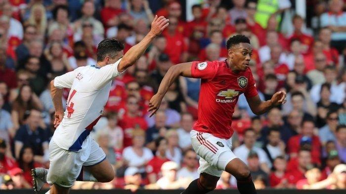 Live Streaming Liga Inggris di Mola TV Manchester United Vs Crystal Palace, Tak Tayang di NET TV