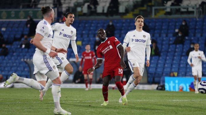 Leeds Gagalkan Kemenangan Liverpool 1-1, The Reds Gagal Mencapai Zona Liga Champions