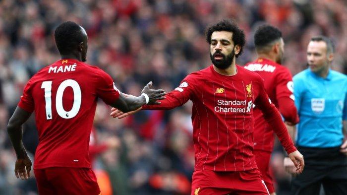 Hasil Lengkap Liga Inggris, Liverpool Kian Kokoh di Puncak, Bakal Juara Liga Inggris Pekan Depan?