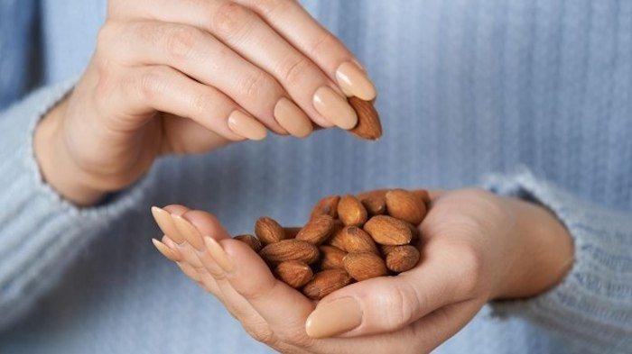 Ini Perubahan yang Terjadi Bila Anda Rajin Konsumsi Kacang Almond Maksimal 1 Ons Per Hari