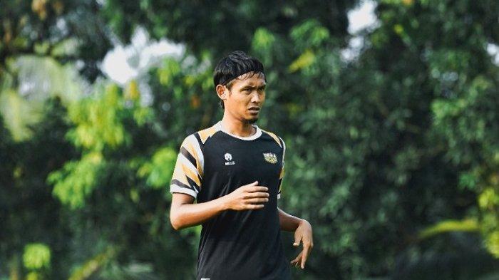 Mantan Pemain Belakang PSIS Fauzan Fajri Bertekad Membawa Dewa United FC Promosi ke Liga 1