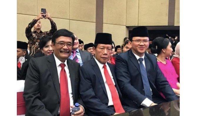Ibu Kota Pindah, Djarot Saiful Hidayat: Otomatis Jakarta Lebih Longgar