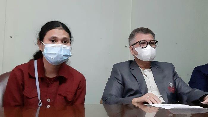 Desiree Tarigan Ibu Bams Eks SamsonS Dilaporkan Mantan Pembantu, Polisi Terus Lakukan Pemeriksaan