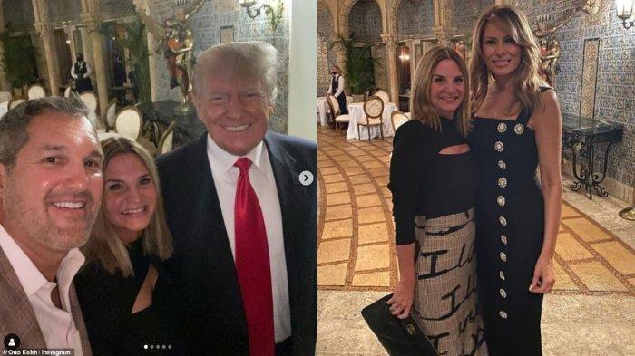 Penampakan Donald Trump setelah Keluar dari Gedung Putih, Kini Mengisi Hari dengan Spa dan Golf