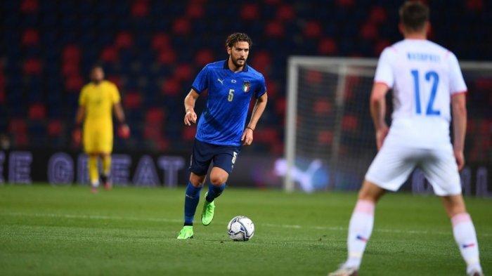 Juventus Kembali Temui Sassuolo untuk Memboyong Manuel Locatelli, Harganya Tetap Rp 684 Miliar
