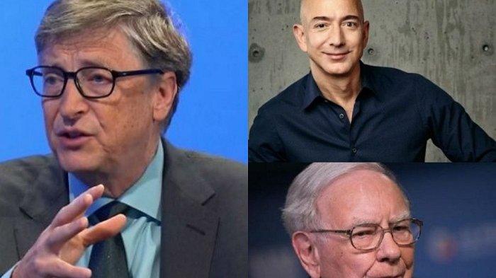 10 Manusia Terkaya di Dunia Tahun 2018, Nomor 1 Bos Muda Ganteng yang Juga Bintang Film