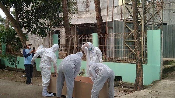 Marbot di Jurang Mangu Ditemukan Meninggal di Dalam Masjid, Hasil Tes Reaktif Covid-19