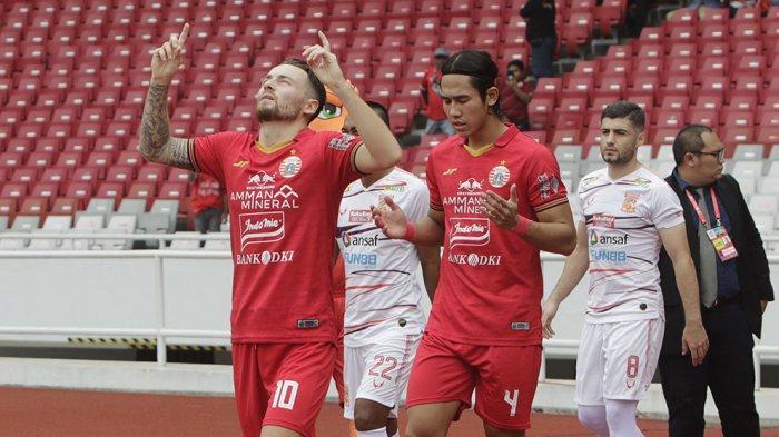 Marc Klok bergabung dengan Persija di musim 2020