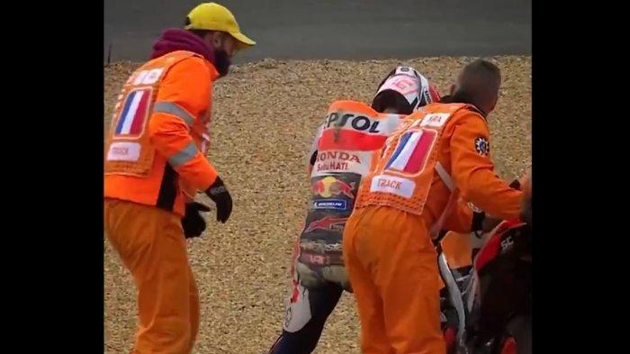 Live Streaming MotoGP Prancis Malam Ini Pukul 19.00 WIB, Quartararo Pole Position, Marquez Urutan 6