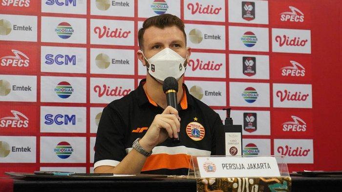 Bek Marco Motta Optimistis Persija Bisa Mengejar Ketertinggalan di Klasemen Sementara Liga 1 2021