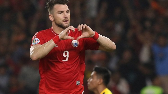 Marko Simic Sebut Karakter Timnas Kroasia Mirip Persija Jakarta