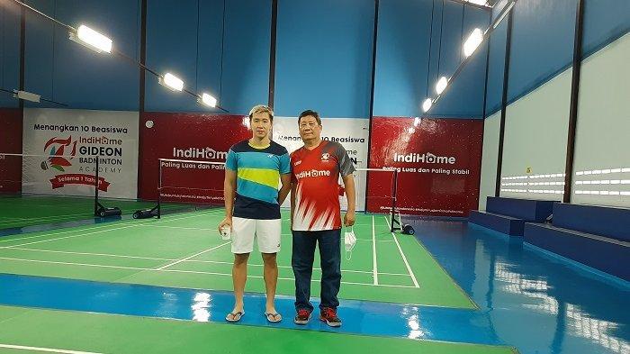 Sedang Kembangkan Gideon Badminton Academy, Marcus Fernaldi Gideon Sedang Butuhkan Pelatih Tambahan