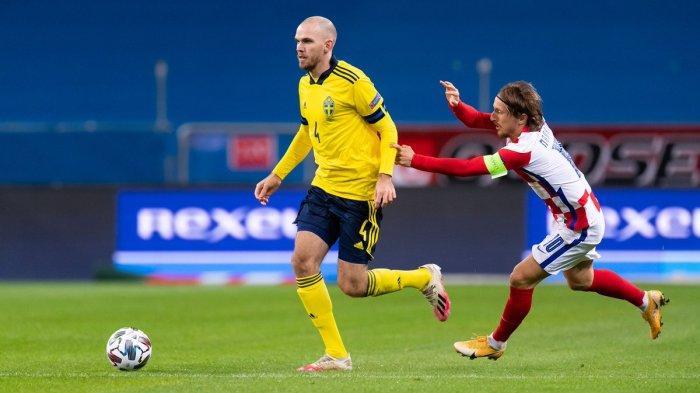 Kroasia Terancam Terdegradasi ke Liga B UEFA Nations League Usai Ditekuk Swedia