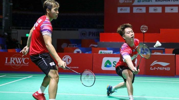 Final Badminton Asia Team Championships 2020, Marcus/Kevin Sumbang Poin Kedua, Indonesia Unggul 2-0