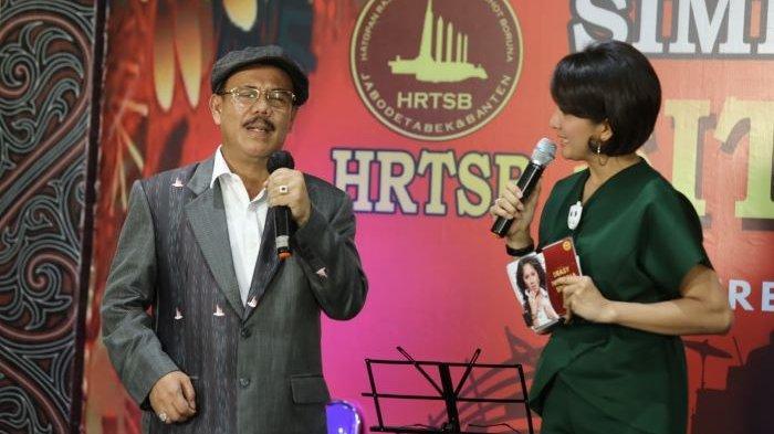 Perkumpulan Marga Sitompul, Hatopan Raja Toga Sitompul dan Boru Jabodetabek Banten (HRTSB), mengadakan acara Simfoni Kasih Sitompul yang disiarkan live streaming, Minggu (10/1/2021).