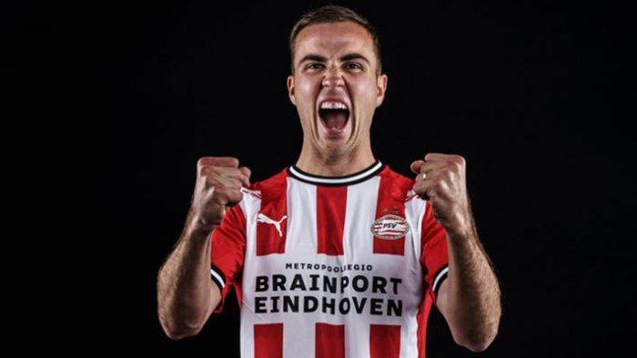 Mario Goetze Akhirnya Bergabung Dengan PSV Eindhoven Di Liga Belanda
