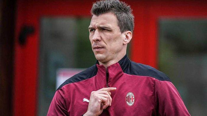 Mario Mandzukic Rela Sumbangkan Gajinya Untuk Amal, Presiden AC Milan Paolo Scaroni Beri Pujian