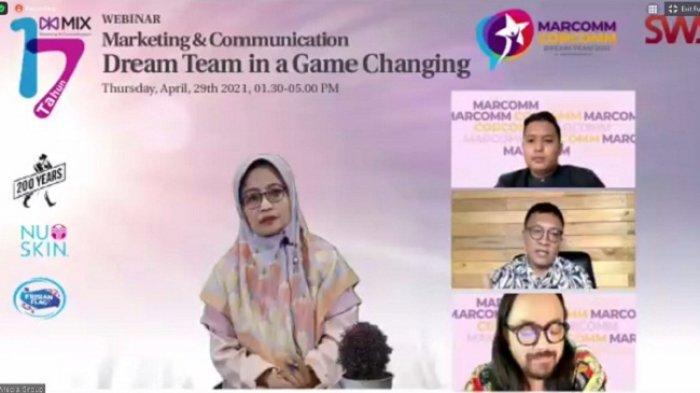 Ini Daftar Pemenang Indonesia MarComm & CorComm Dream Team 2021 yang Digelar Majalah MIX MarComm