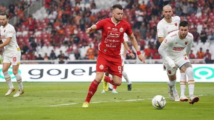 Gol Marko Simic Mengejutkan Pelatih Persija Edson Tavares