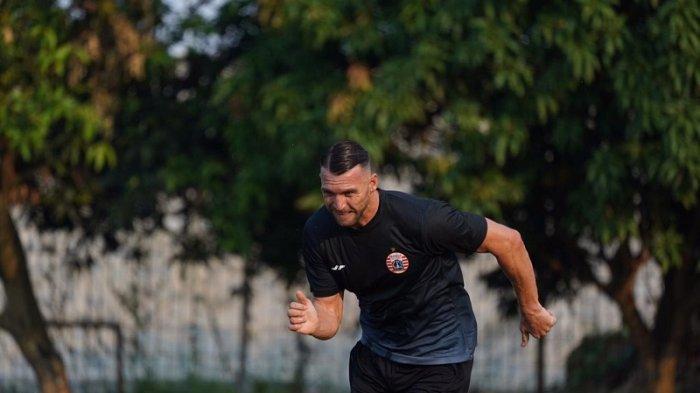 Latihan Belum Maksimal, Marko Simic Perlu Beberapa Hari Kembalikan Kondisi di Persija Jakarta