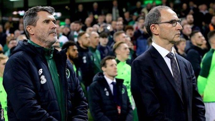 Martin O'Neill dan Roy Keane Mundur dari Timnas Irlandia
