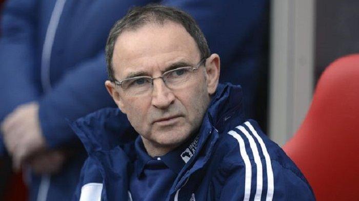 FAI Desak Martin O'Neill untuk Mundur dari Posisi Pelatih Timnas