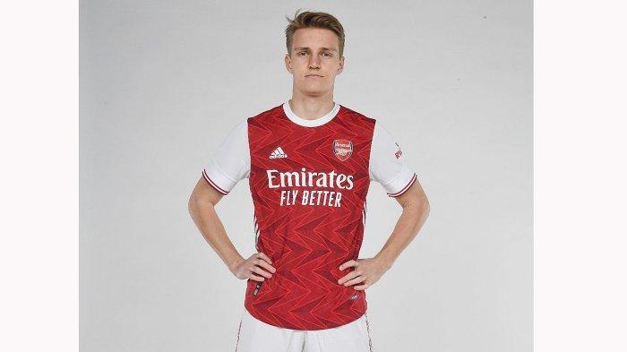 Martin Odegaard Playmaker Muda Real Madrid Dipinjamkan Ke Arsenal