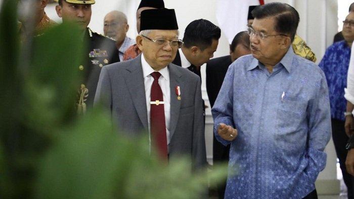 Maruf Amin Tak Takut Jadi Wakil Presiden ke-13, Malah Berharap Keberuntungan