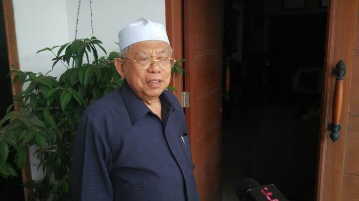 Minta Masyarakat Jangan Gelar Aksi 299, Maruf Amin: PKI Sudah Mati