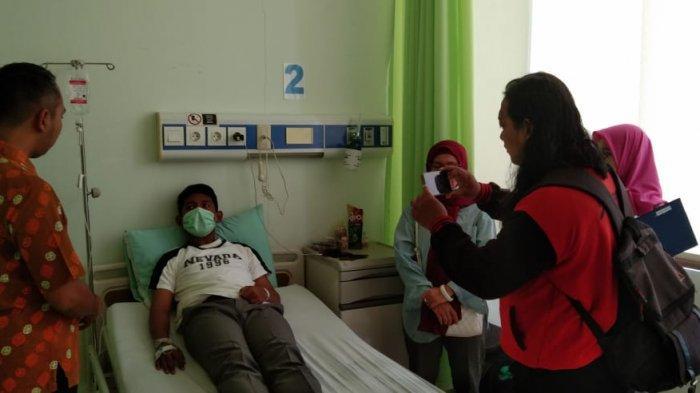 Ujian Susulan Bagi 21 Siswa siswi SMPN 20 yang Dirawat karena Hepatitis A Tanggal 9-14 Desember