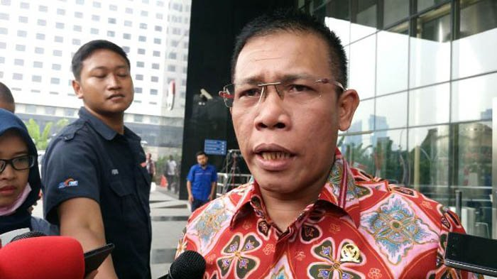 Soal Rekam Jejak Calon Pimpinan, Masinton Pasaribu Minta KPK Jangan Jadi Komisi Penghambar Karier