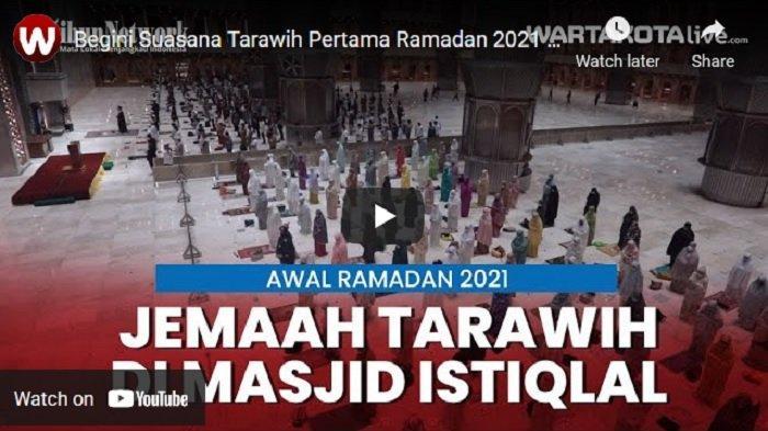 Jadwal Buka Puasa Selasa 13 April 2021 untuk Wilayah Jakarta dan Kepulauan Seribu