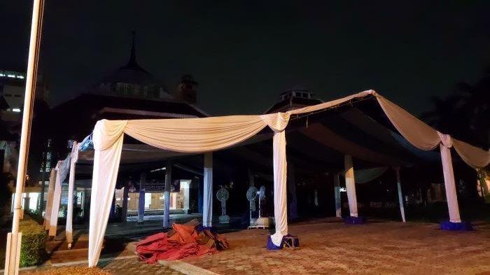 Masjid Agung Balai Kota Depok Batal Gelar Salat Idul Fitri,Terbentur Aturan Pemerintah Pusat