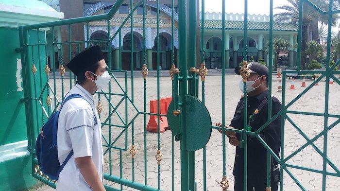Imbauan DMI Jakarta Utara Agar Salat Jumat Ditiadakan di Masjid Kawasan Zona Merah Covid-19