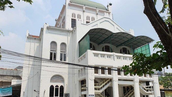 Dari Kantor Biro Arsitektur Hingga Menjadi Masjid Cut Meutiah