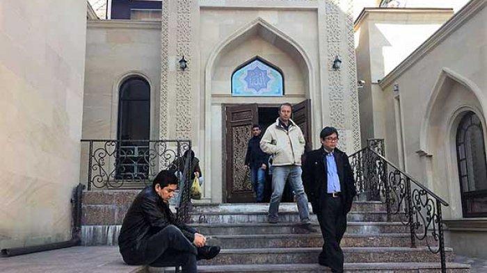 Ternyata di Ukraina ada Komunitas Muslim