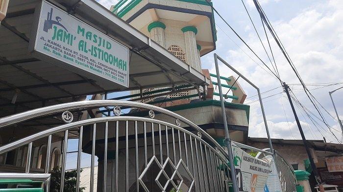 Pelaku Pelempar Bom Molotov ke Masjid Istiqomah di Cengkareng Malah Kena Luka Bakar