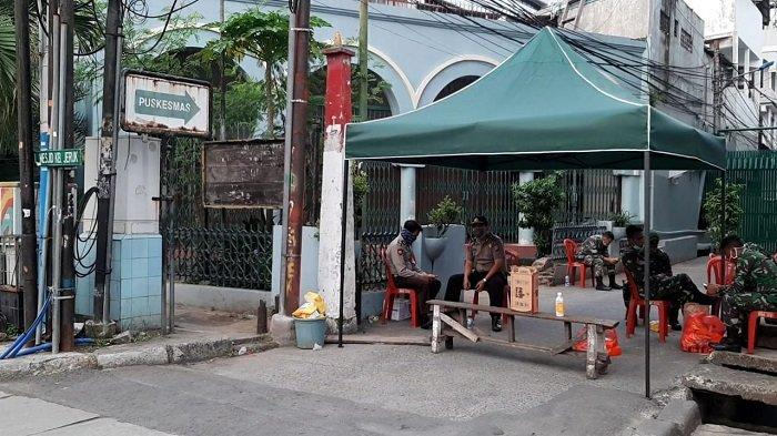 UPDATE Virus Corona, 144 Jemaah Masjid Jami Kebon Jeruk Jakarta Sehat Selama Jalani Masa Karantina