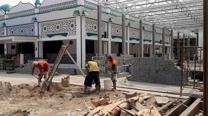 Masjid Luar Batang di Penjaringan Direvitalisasi, Sasar Perbaikan Menara, Instalasi Listrik dan CCTV