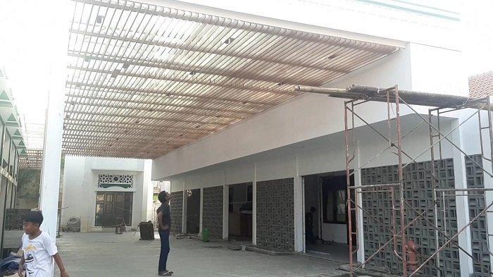 Masjid Luar Batang Terapkan Protokol Kesehatan saat Ramadan 1442 Hijiriah