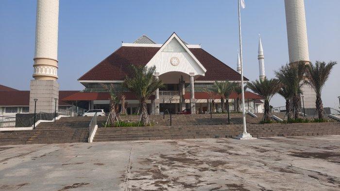 Seluruh Pasien Isolasi Mandiri Sembuh, Masjid KH Hasyim Asy'ari Ditutup Sebagai Tempat Isolasi