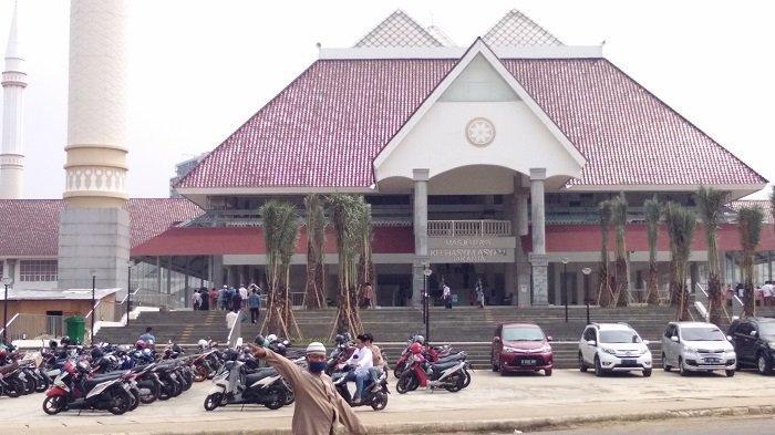 Hari Raya Idul Fitri 1442 H, Masjid Raya Hasyim Asy'ari Jakarta Barat Gelar Salat Id Pukul 07.00 WIB