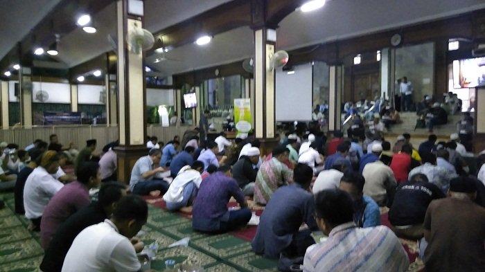 Imam Tarawih di Masjid Agung Sunda Kelapa Didatangkan dari Timur Tengah