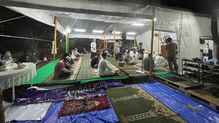Pembangunan Masjid Digugat, Warga Komplek Mewah di Kembangan Layangkan Protes