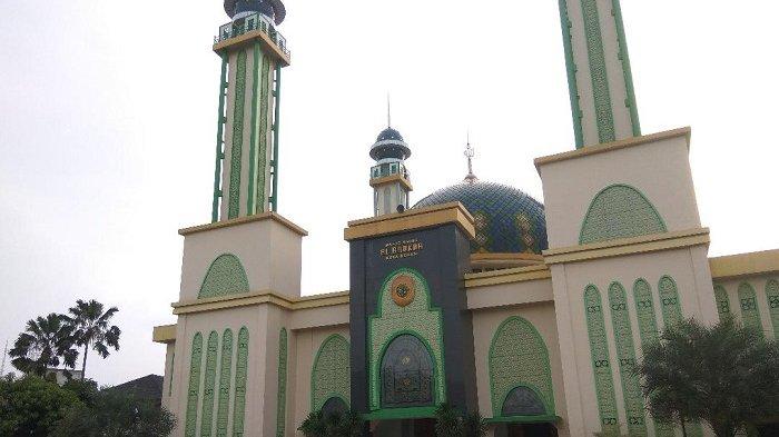 Masjid Agung Al-Barkah Saksi Perjuangan Rakyat Bekasi Melawan Penjajah