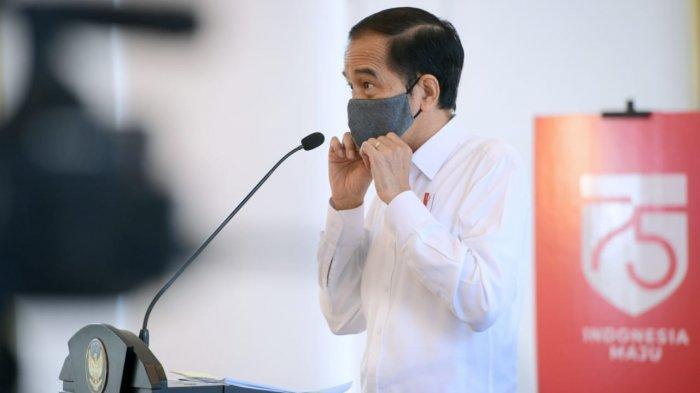 Jokowi Terbitkan Inpres 6/2020, Polri Diperintahkan Tegakkan Penerapan Protokol Kesehatan