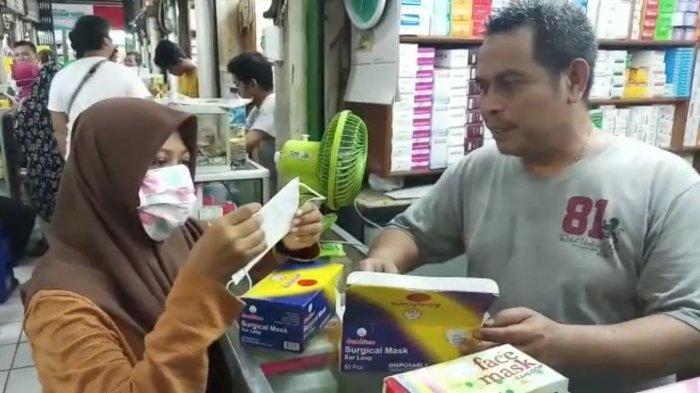 Imbas Wabah Virus Corona, Dinkes DKI Imbau Masyarakat yang Sehat Tak Perlu Pakai Masker