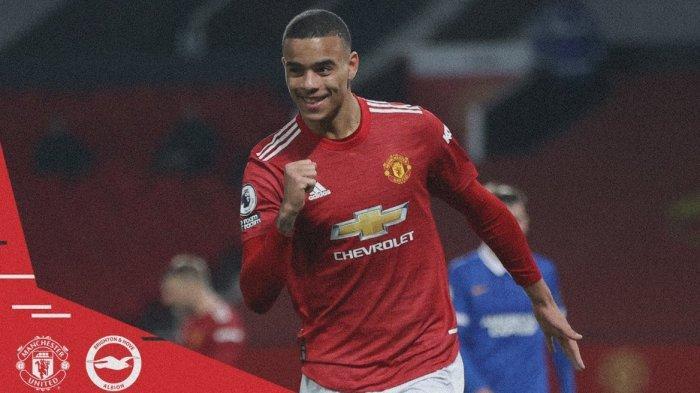 Hasil Akhir Manchester United vs Brighton 2-1, Comeback yang Bikin MU Kokoh Diperingkat 2 Klasemen