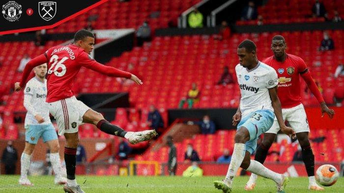 Update Manchester United vs Fulham, Mason Greenwood Diprediksi Starter, Janji Hanya Fokus untuk MU